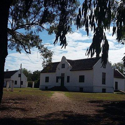 Cuyler manor house