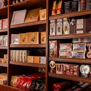 Chocolates from all over the world