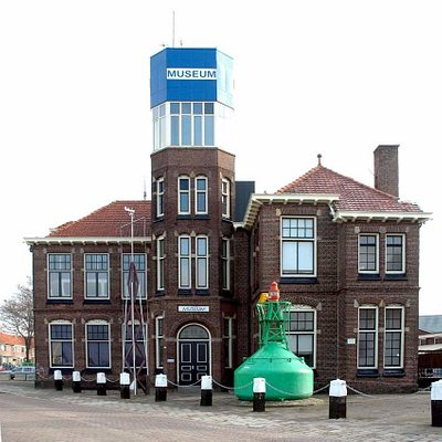 Museo Ijmuider zee-en Havenmuseum