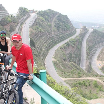 Lishan mountain bike tour