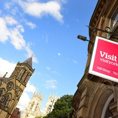 Visit York visitor information centre.