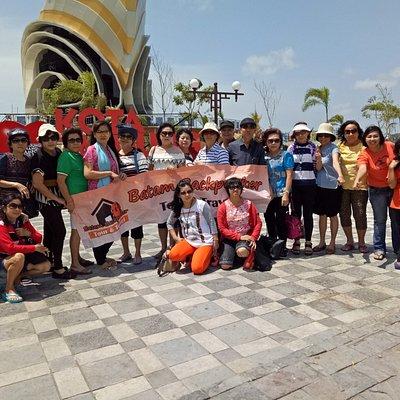 Group Traveler at Bintan Island Trip