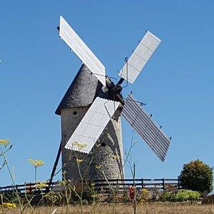 Le moulin de Jonzac
