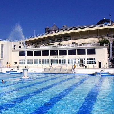 Tinside Lido Swimming Pool