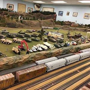 Military setup