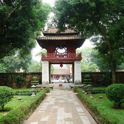 Van Mieu, Hanoi Vietnam