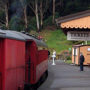 The quaint station