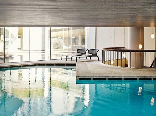 Royal Club Fitness & Spa indoor pool