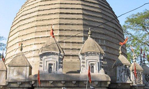 Kamakhya Temple in Guwahati, Assam, India