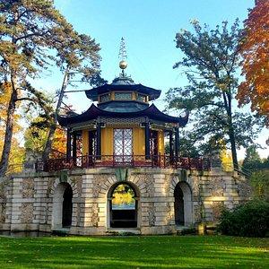 Le Pavillon Chinois de L'Isle-Adam