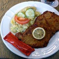 Falkensteinhaus - Freundlicher Service, gutes Essen