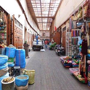Les ruelles du Mellah