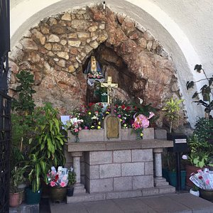 Gruta Virgen del Valle- San Fernando del Valle de Catamarca 2016.