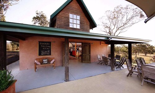 Petersons Wines Broke Road Cellar Door