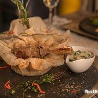 Delicious meals from A La Carte Menu