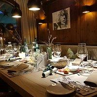 Neu renoviertes Restaurant Sieghard