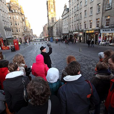 A Walking tour in Edinburgh covering the amazing history of Scotland