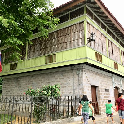 The Rizal Home as it is today, late April, 2017