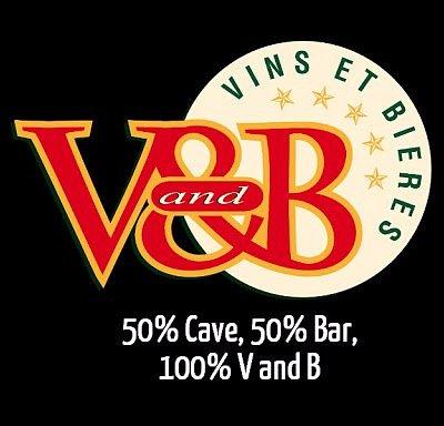 V and B, partageur de bons moments