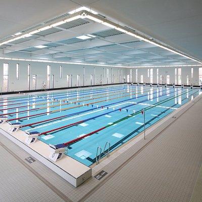 50 metre swimming pool