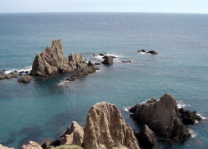 Las Sirenas Cabo de Gata © Robert Bovington