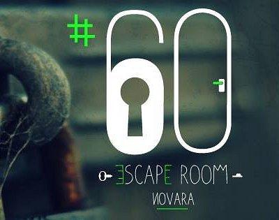 Escape Room #60 Novara