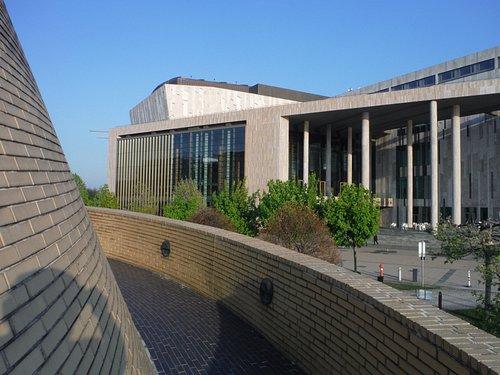 Concert Hall View