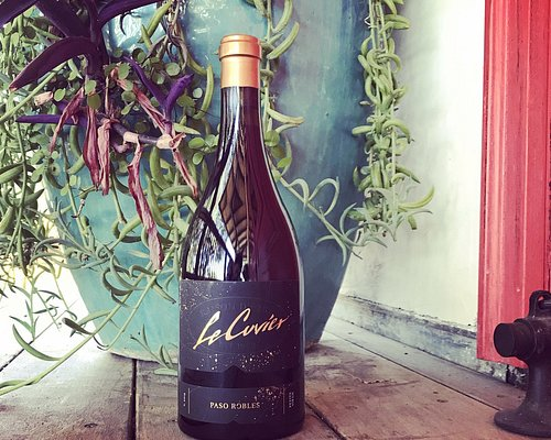 A bright display for the Le Cuvier -2013 Petite Sirah