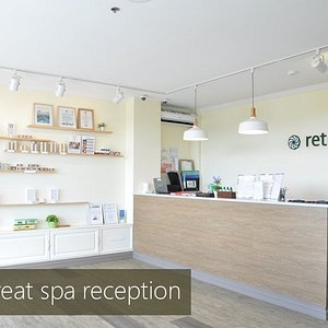 Retreat Spa (Mactan Newtown Branch) Reception