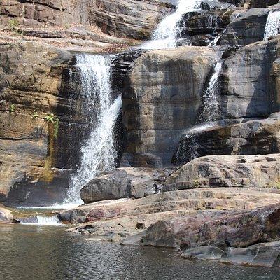 Aberdeen Falls - Top