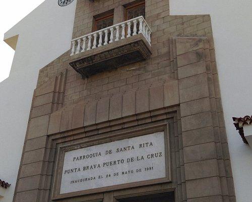 Parroquia de Santa Rita de Casia, апрель 2017 года...