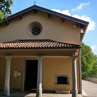 Pusiano  - Santuario Madonna della Neve.