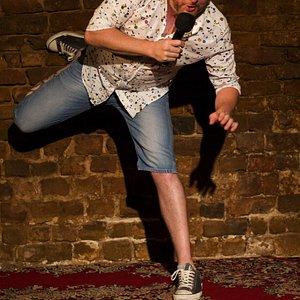 Guest comedian Luke Ryan