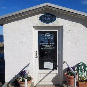 Galleri Fiskehuset på Løgstør Havn