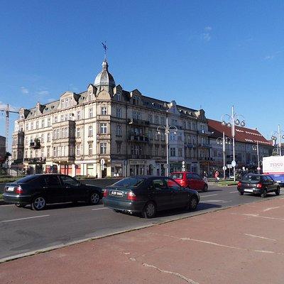 Aleje NMP. Dom Frankego / Franke's House.