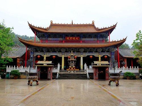 Padiglione principale del Tempio