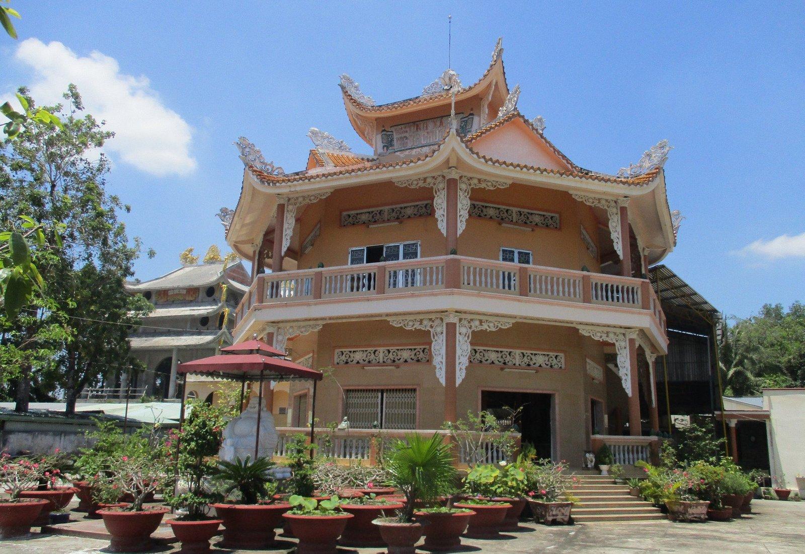 Photo prise par guythu-dudelta_23556_170326_Tịnh Xá Ngọc Chưởng_Vị Thanh_VN