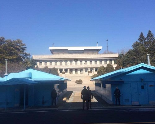 North Korea Freedom Hall and UN Conference Room