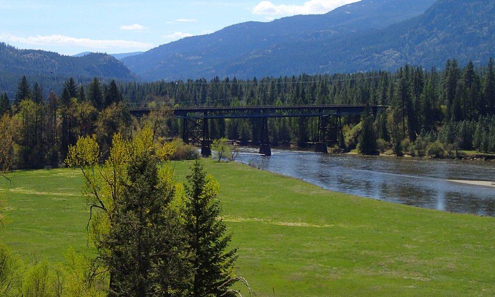 Trans Canada - Santa Rosa to Cascade