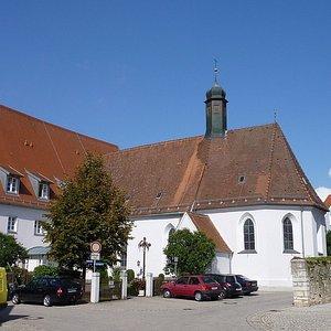 Kath. Spitalkirche Maria Geburt