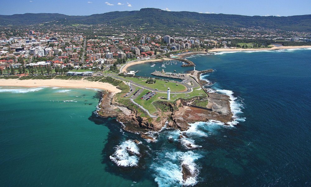 Wollongong Aerial