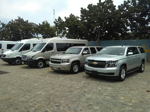 our vehicles! Mercedez Benz Sprinter & Suburban