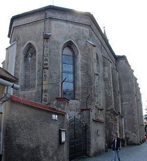 Laterale monastero