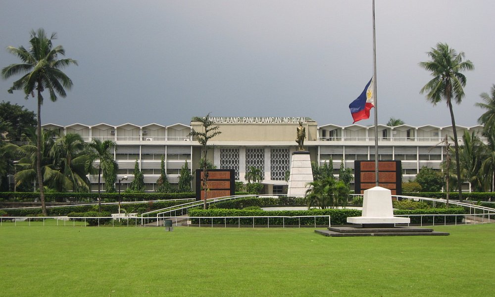 RIZAL PROVINCIAL CAPITOL. Photo from EUGENE ALVIN VILLAR. Thank you.