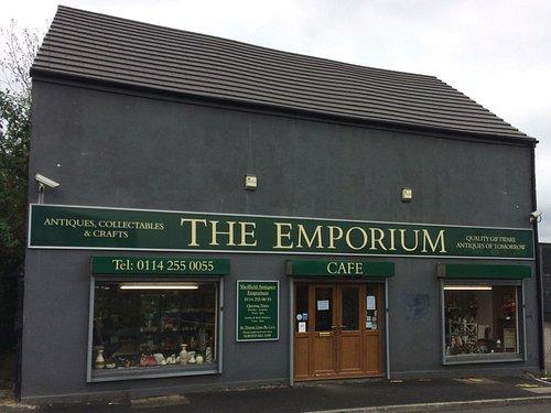Emporium front view