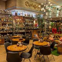 Inside02 Ekocoffee Shop