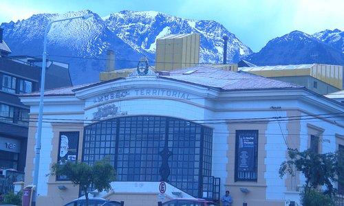 Museo de Fin del Mundo en Ushuaia
