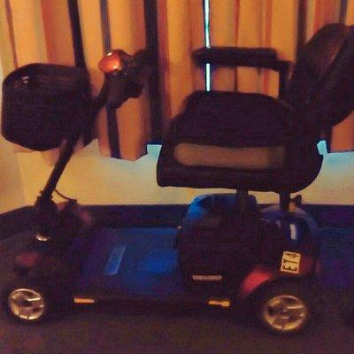 Go Go 4 wheeler from Big Orange Mobility