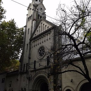 Parroquia Nuestra Señora del Rosario- Palermo- Bs.As. 2017.