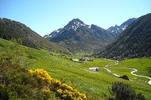 La Vall d'Incles, espectacuñlar para tu excursione  de verano